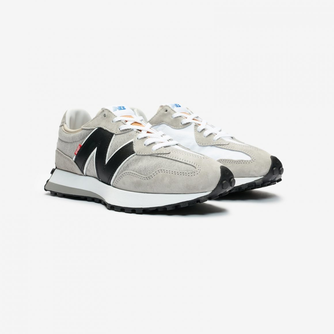 Levi's x New Balance 327 ''Grey'' - MS327LVB