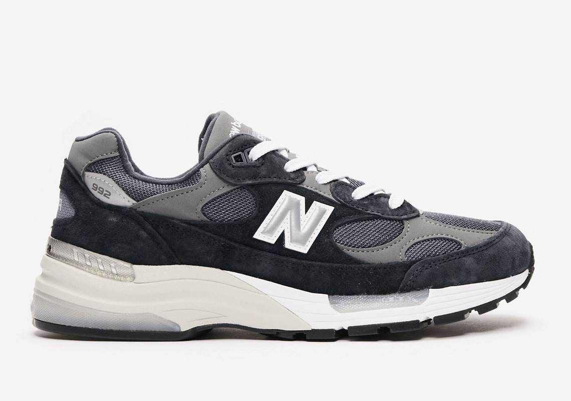 New Balance 992 ''Navy/Grey'' - M992GG