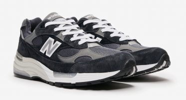 New Balance992 ''Navy/Grey''