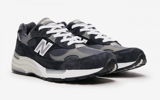 "New Balance 992 ""Navy/Grey"" – M992GG"