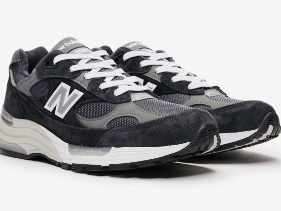 "New Balance 992 ""Navy/Grey"" – M992GG"