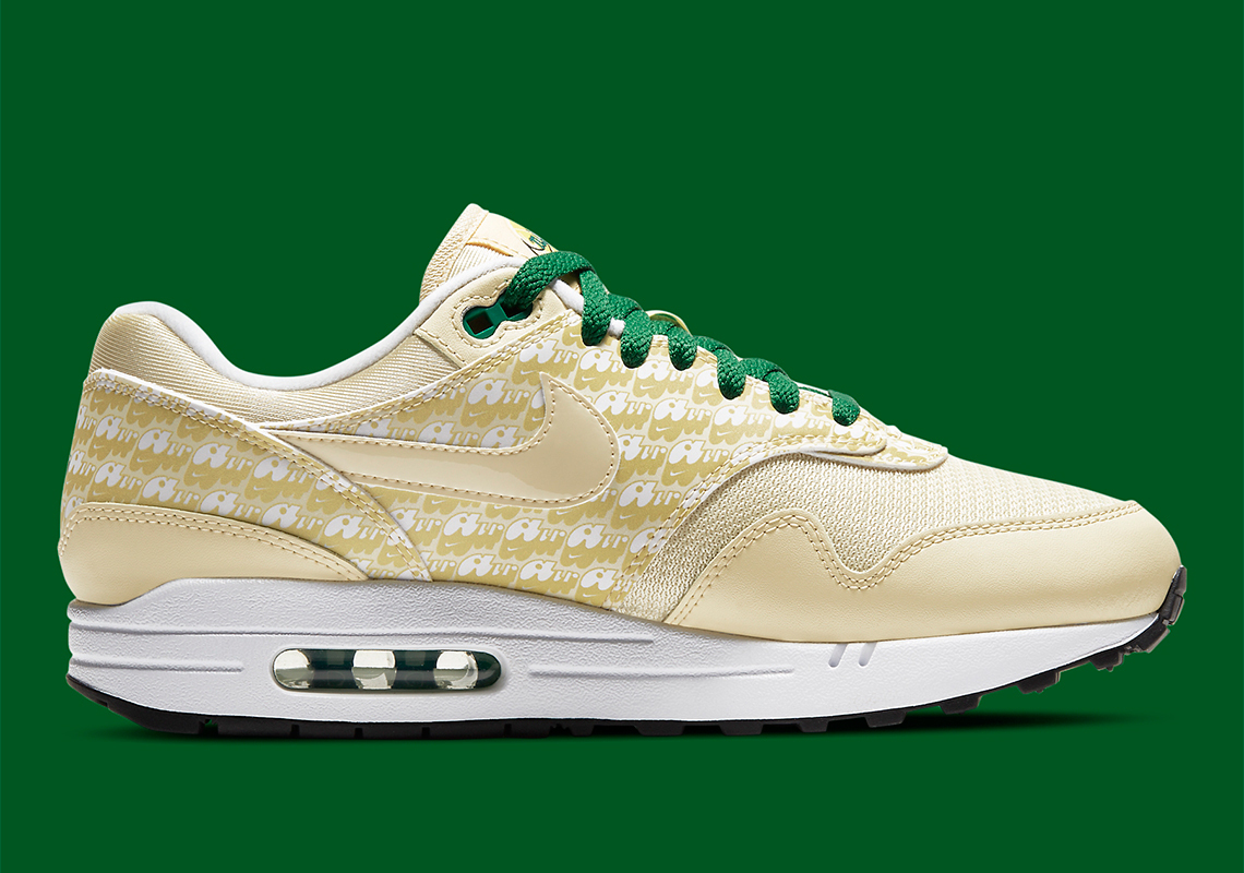 Nike Air Max 1 Powerwall ''Lemonade'' - CJ0609-700