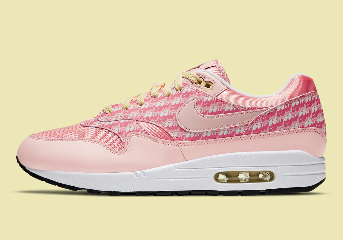 Nike Air Max 1 ''Strawberry Lemonade'' - CJ0609-600