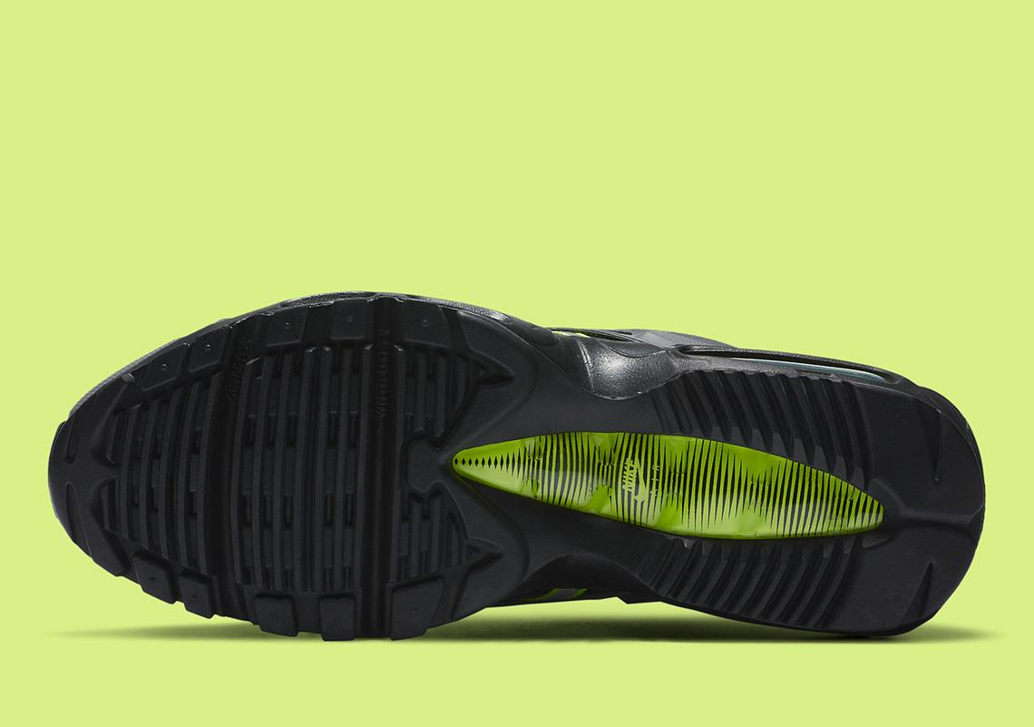 Nike Air Max 95 NDSTRKT ''Neon'' - CZ3591-002