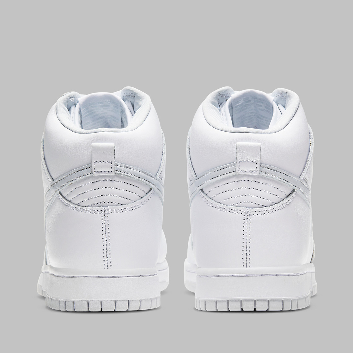 Nike Dunk High SP ''Pure Platinum'' - CZ8149-101