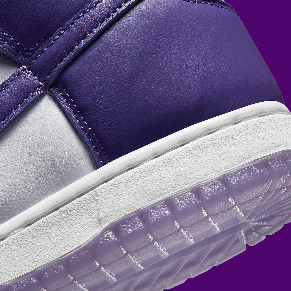Nike Dunk High SP WMNS ''Varsity Purple'' - DC5382-100