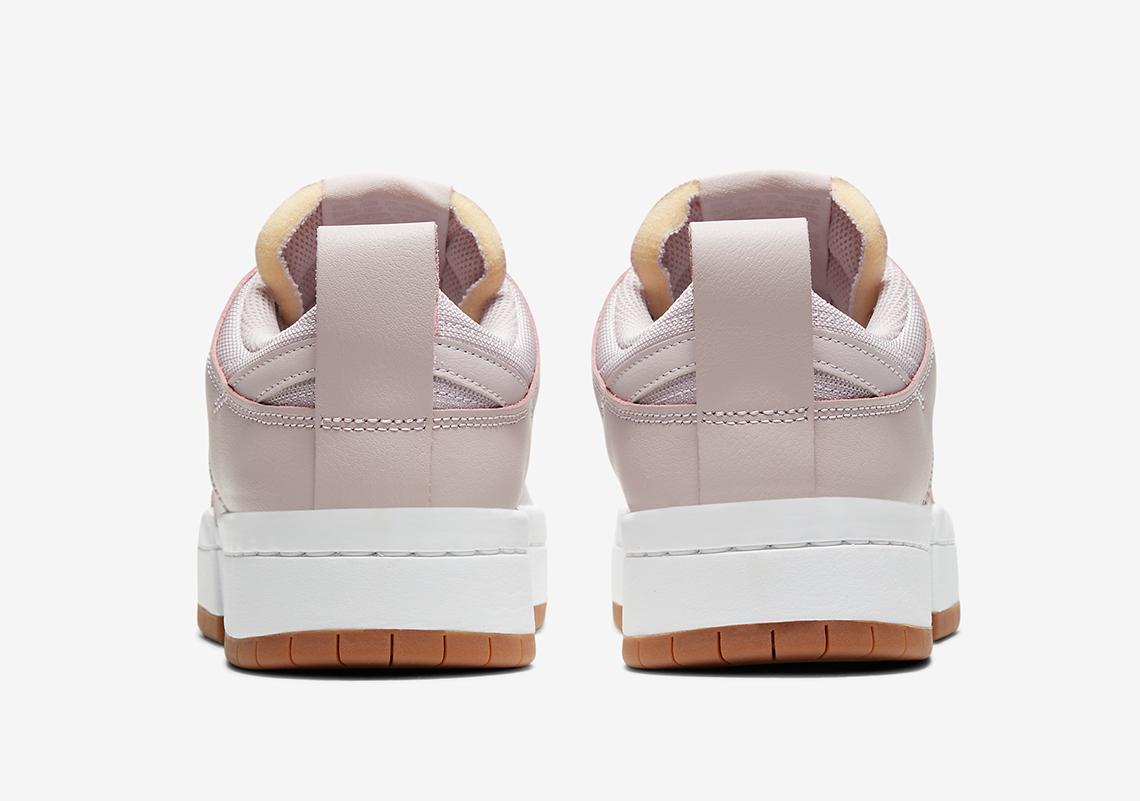 Nike WMNS Dunk Low Disrupt ''Platinum Violet'' - CK6654-003