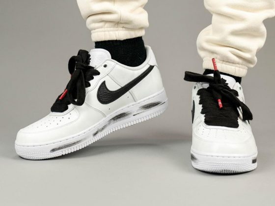 PEACEMINUSONE x Nike Air Force 1 ''Para-Noise 2.0'' - DD3223-100