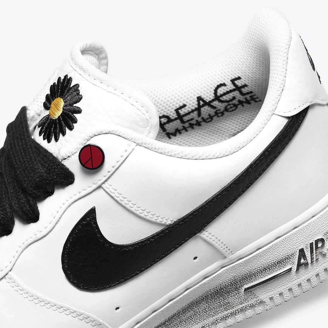 PEACEMINUSONE x Nike Air Force 1 ''Para-Noise 2.0'' - DD3223-100