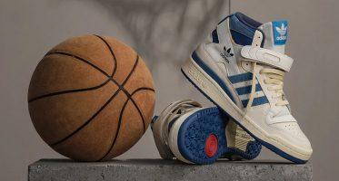 adidasOriginals Forum 84 High ''Blue Thread''