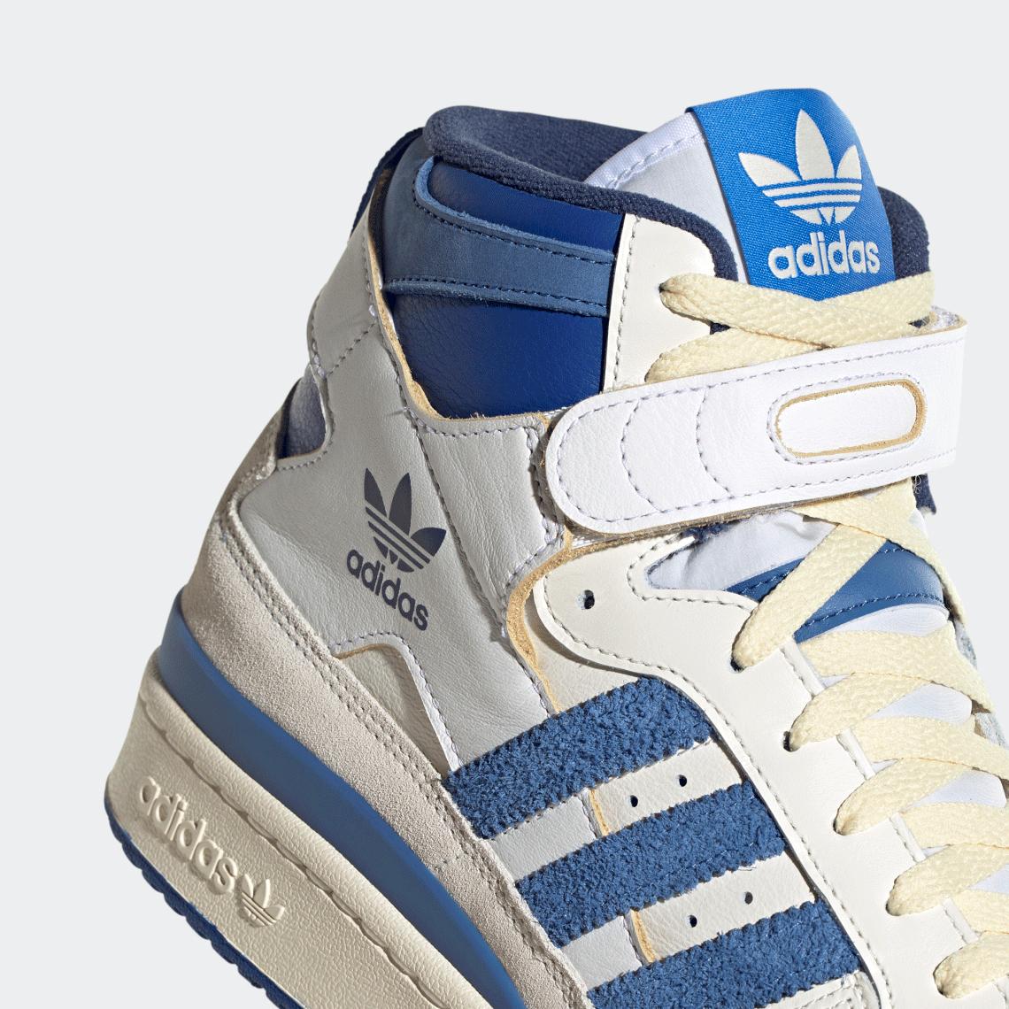 adidas Forum 84 High ''Blue Thread'' - FY7793