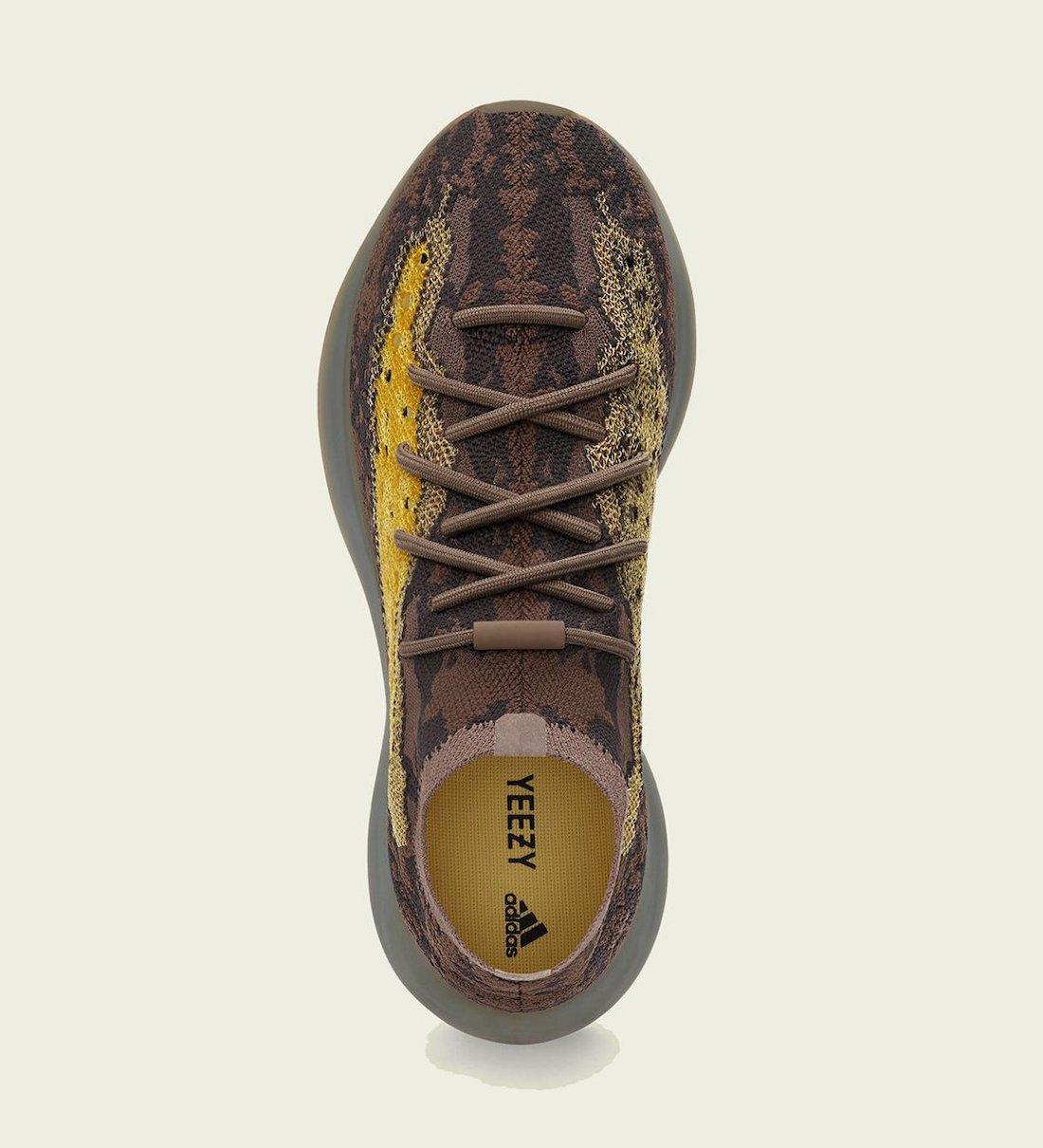 adidas Yeezy Boost 380 ''LMNTE'' - FZ4982