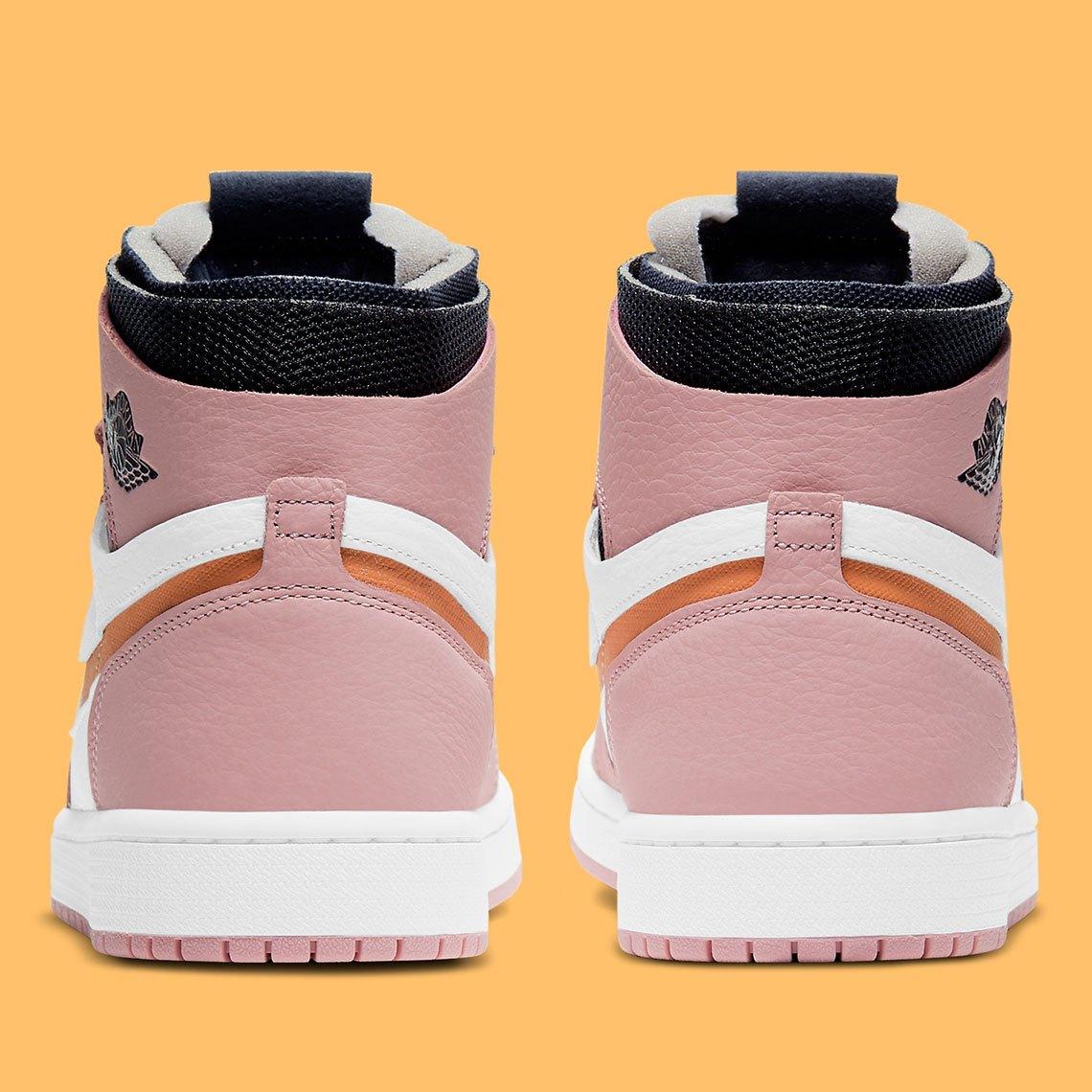 Air Jordan 1 High Zoom Comfort ''Pink Glaze'' - CT0979-601