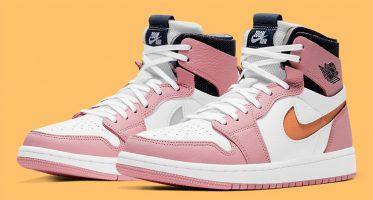 Air Jordan1 High Zoom Comfort ''Pink Glaze''