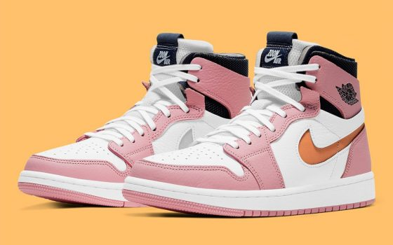 Air Jordan 1 High Zoom Comfort ''Pink Glaze'' - CT0979-601