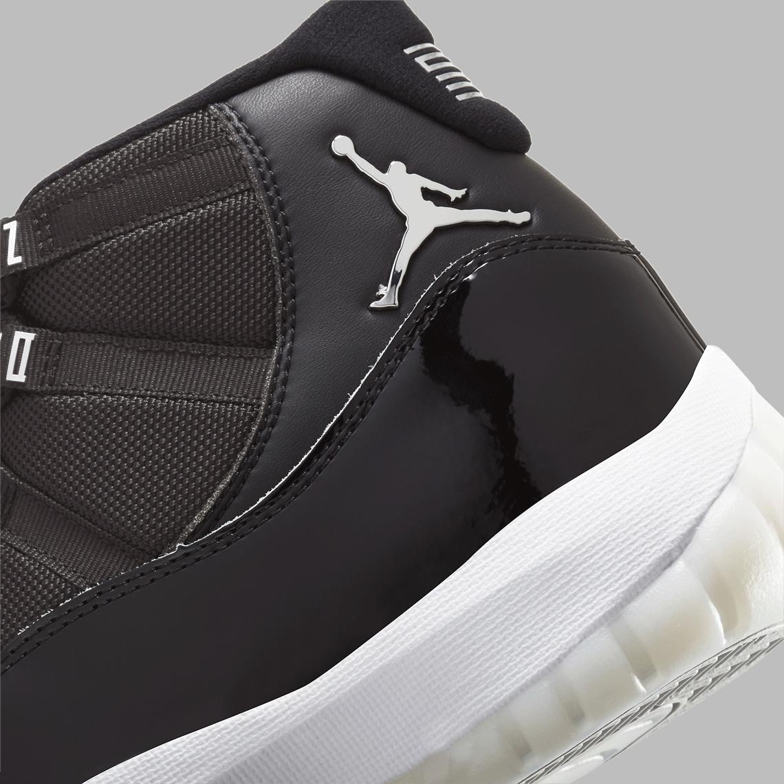 Air Jordan 11 ''Jubilee'' - 25th Anniversary - CT8012-011