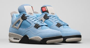 Air Jordan4 Retro ''University Blue''