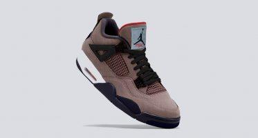 Air Jordan4 ''Taupe Haze''