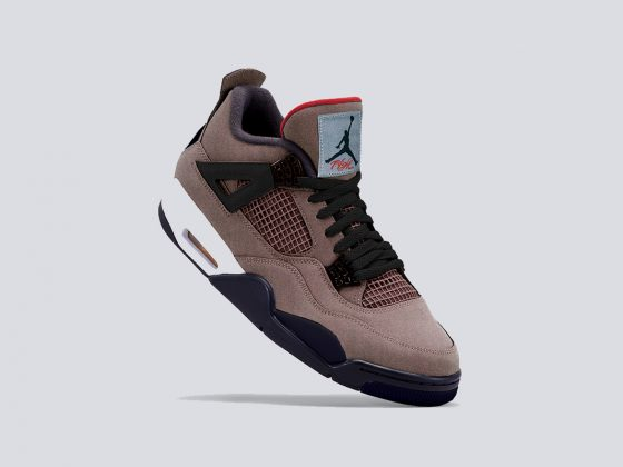 Air Jordan 4 ''Taupe Haze'' - DB0732-200