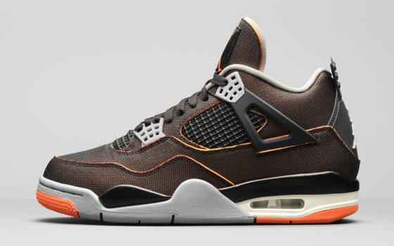 Air Jordan 4 WMNS ''Starfish'' - CW7183-100