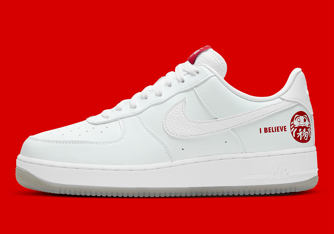 Nike Air Force 1 Low ''I Believe'' - DD9941-100