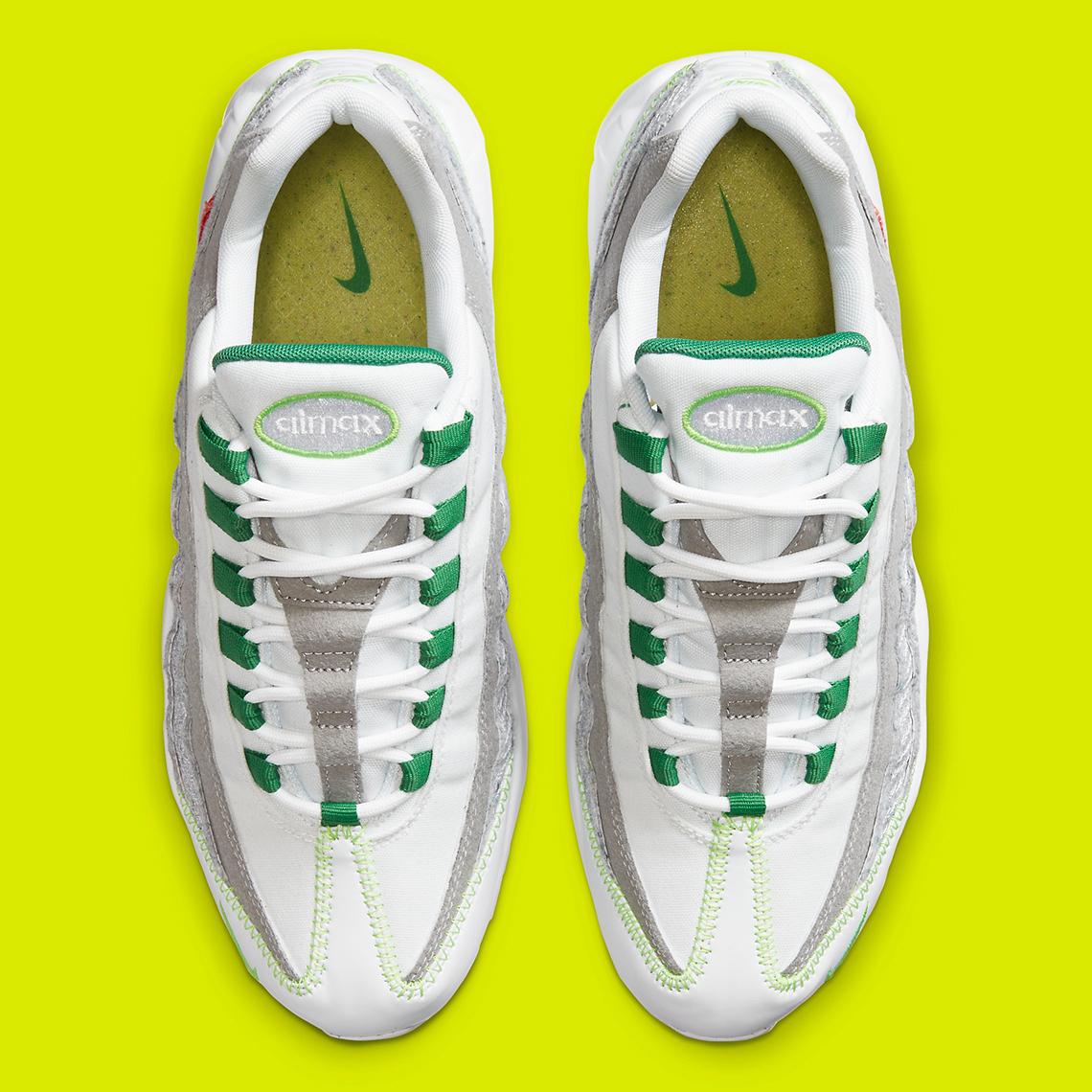 Nike Air Max 95 NRG ''Classic Green'' - CU5517-100