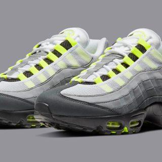 Nike Air Max 95 OG ''Neon'' - CT1689-001