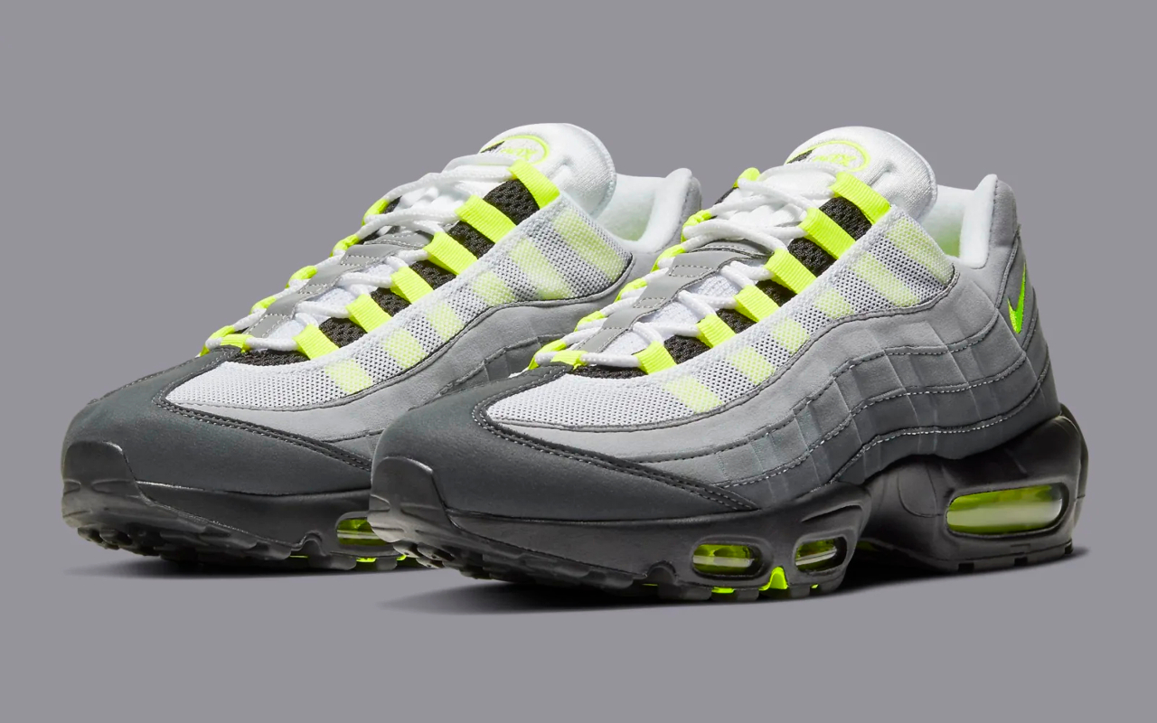Nike Air Max 95 ''Neon'' - CT1689-001 - Sneaker Style