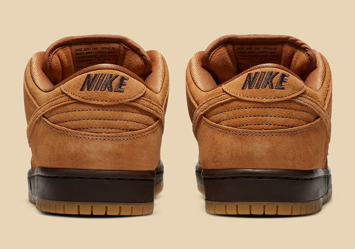Nike SB Dunk Low ''Wheat'' - BQ6817-204
