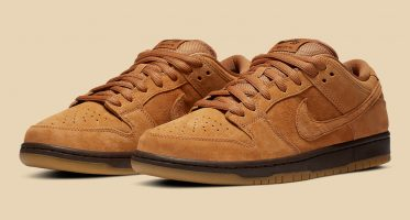 NikeSB Dunk Low ''Wheat Mocha''