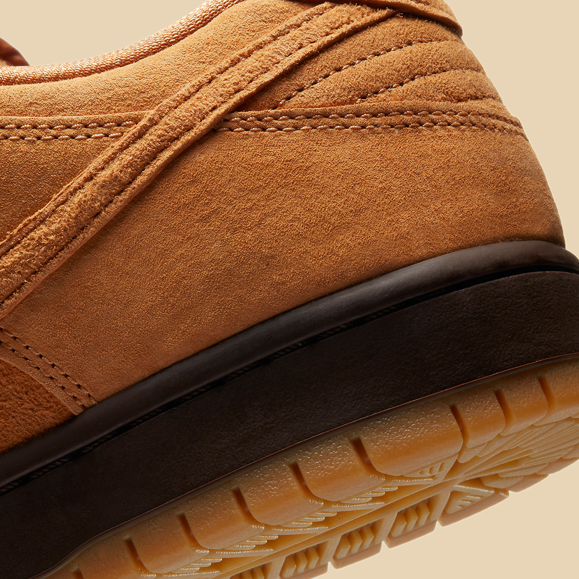 Nike SB Dunk Low ''Wheat'' - BQ6817-204