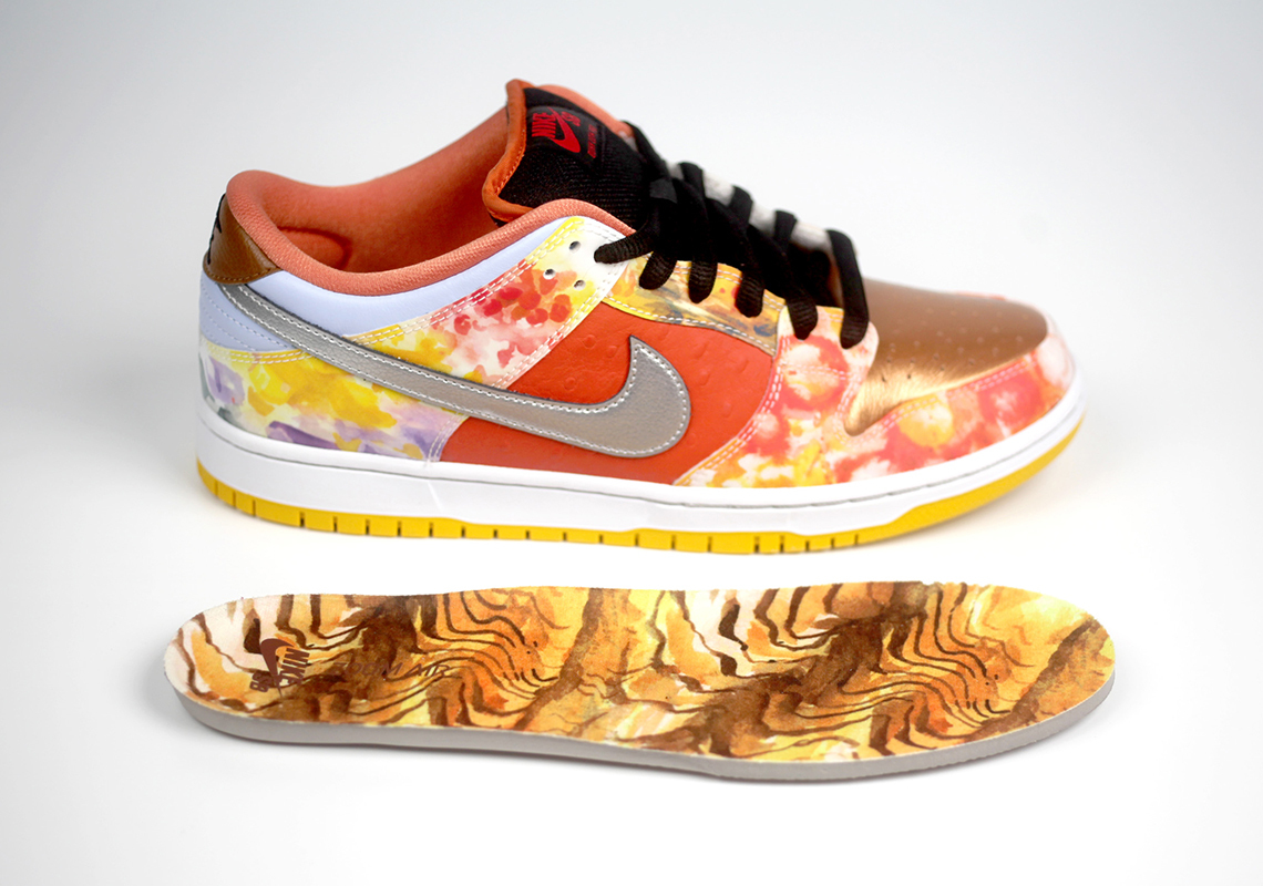 Nike SB Dunk Low ''Street Hawker'' - CV1628-800