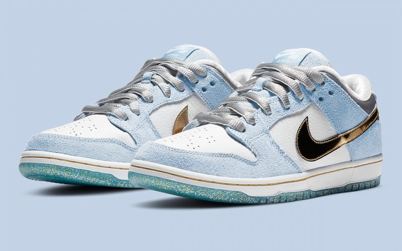 Sean Cliver x Nike SB Dunk Low ''Holiday Special'' - DC9936-100