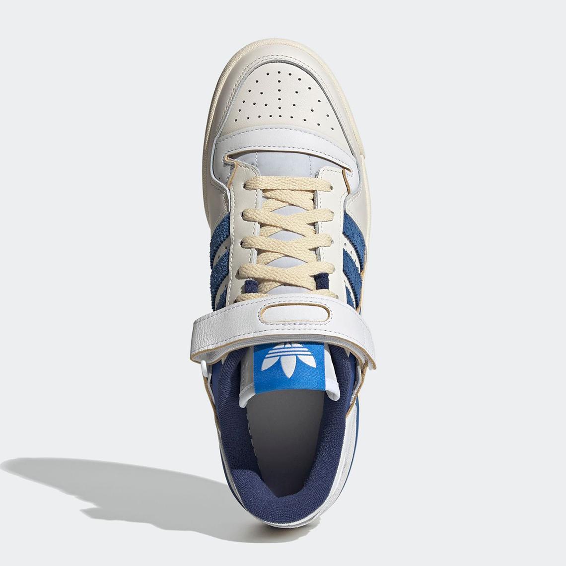 adidas Forum 84 Low OG ''Bright Blue'' - S23764