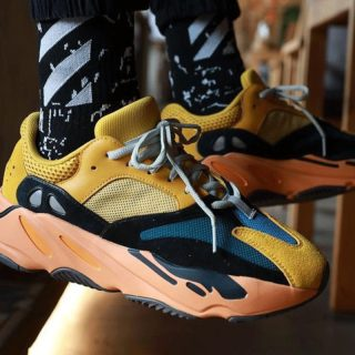 adidas Yeezy Boost 700 ''Sun'' - GZ6984