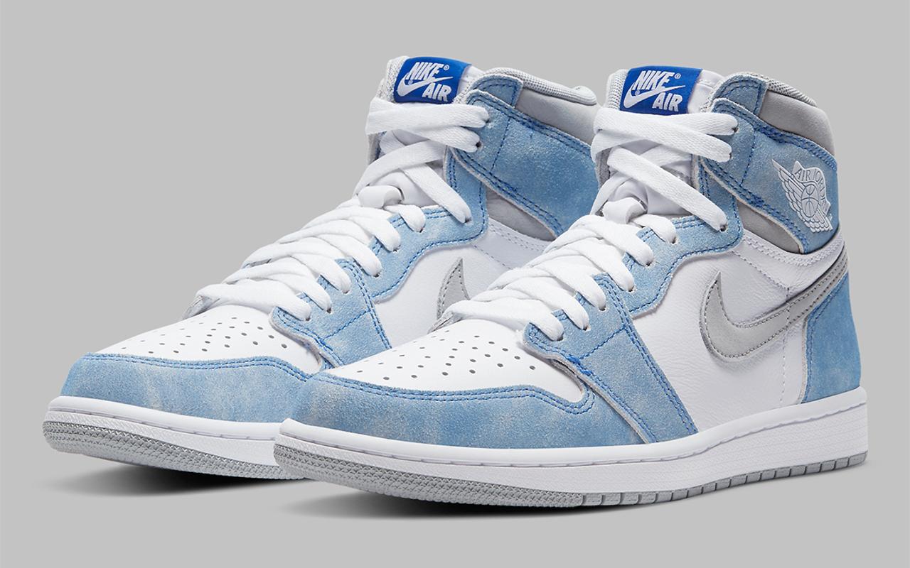 Air Jordan 1 Retro High OG ''Hyper Royal'' - 555088-402 - Sneaker ...