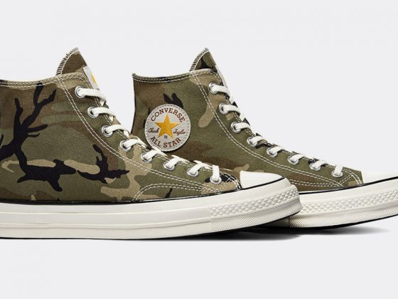 Carhartt x Converse Chuck 70 Hi ''Covert Green/Dark Earth/Egret'' - 169221C