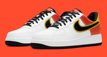 NikeAir Force 1 ''Rayguns''