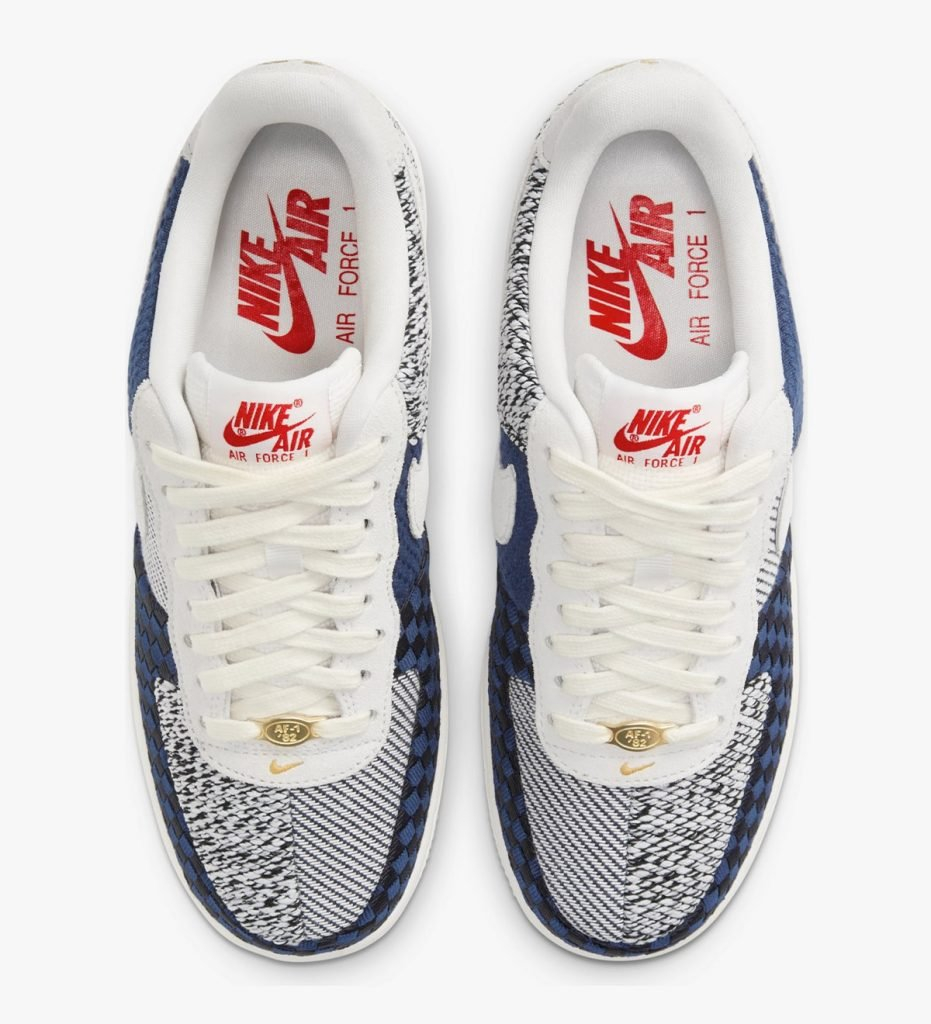 Nike Air Force 1 Low ''Sashiko''