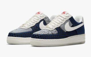Nike Air Force 1 Low ''Sashiko''
