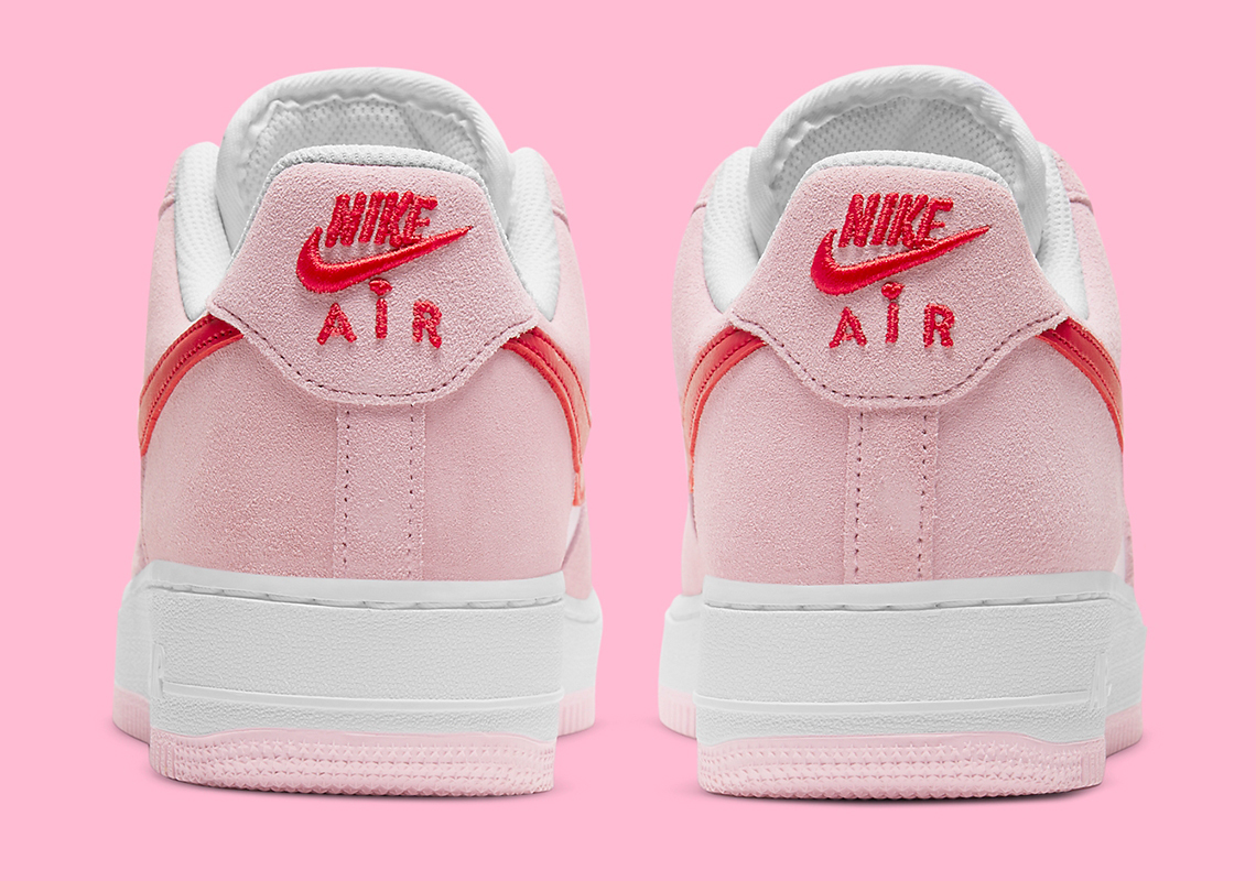 Nike Air Force 1 Low Valentine's Day ''Love Letter'' - DD3384-600