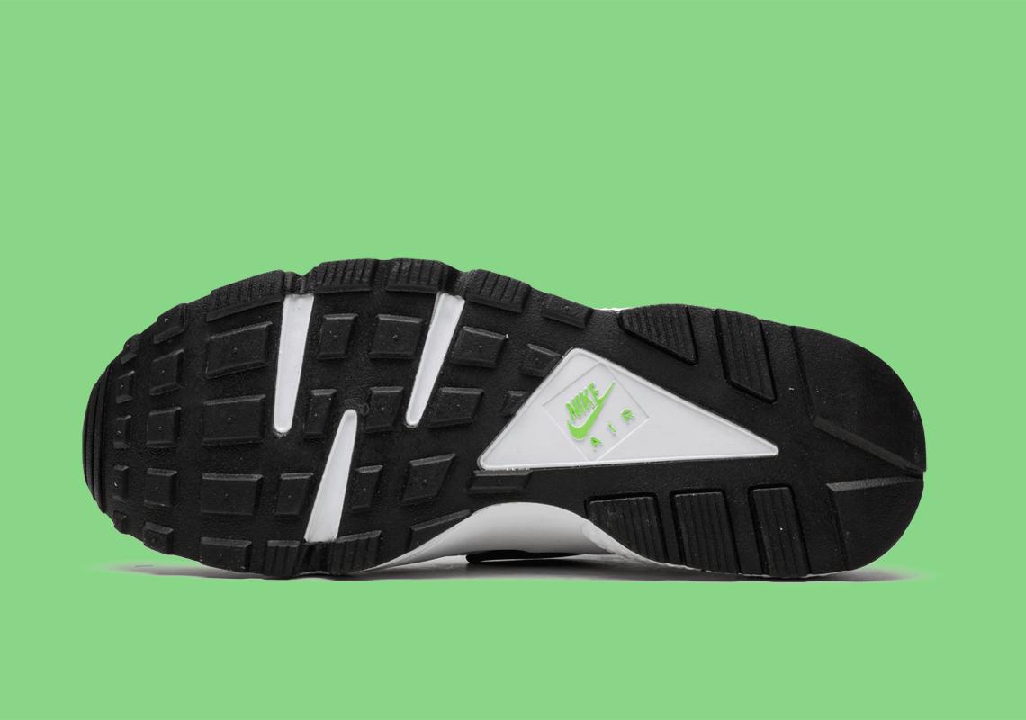 Nike Air Huarache ''Scream Green'' - DD1068-100