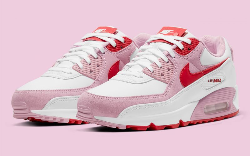 Nike Air Max 90 Valentine's Day ''Love Letter'' - DD8029-100