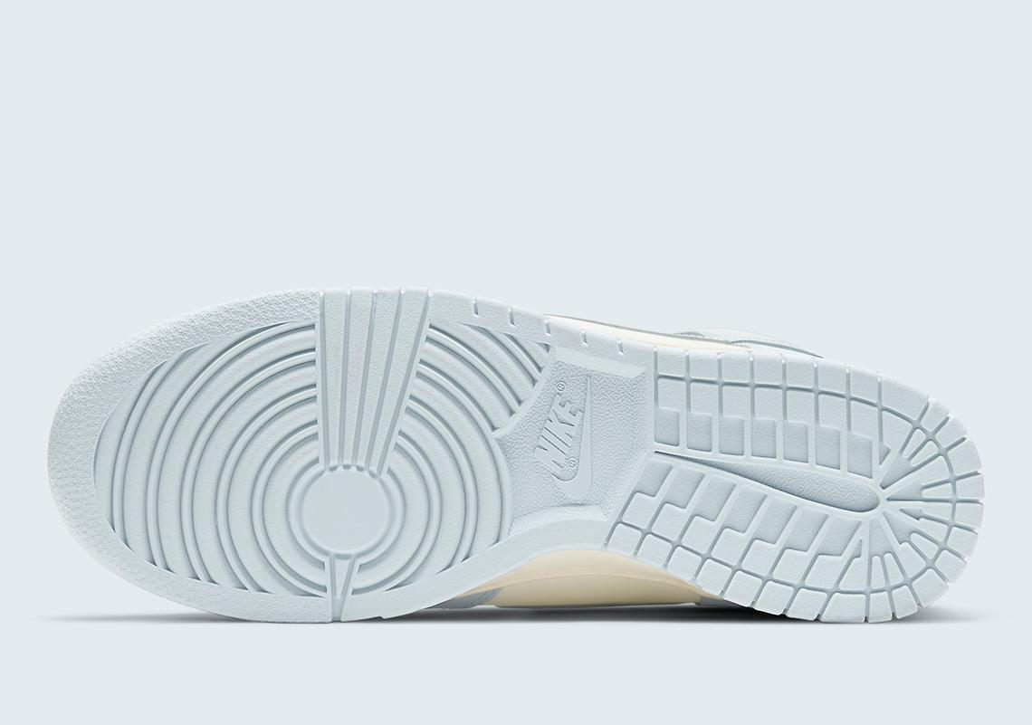 Nike Dunk High WMNS ''Football Grey'' - DD1869-102