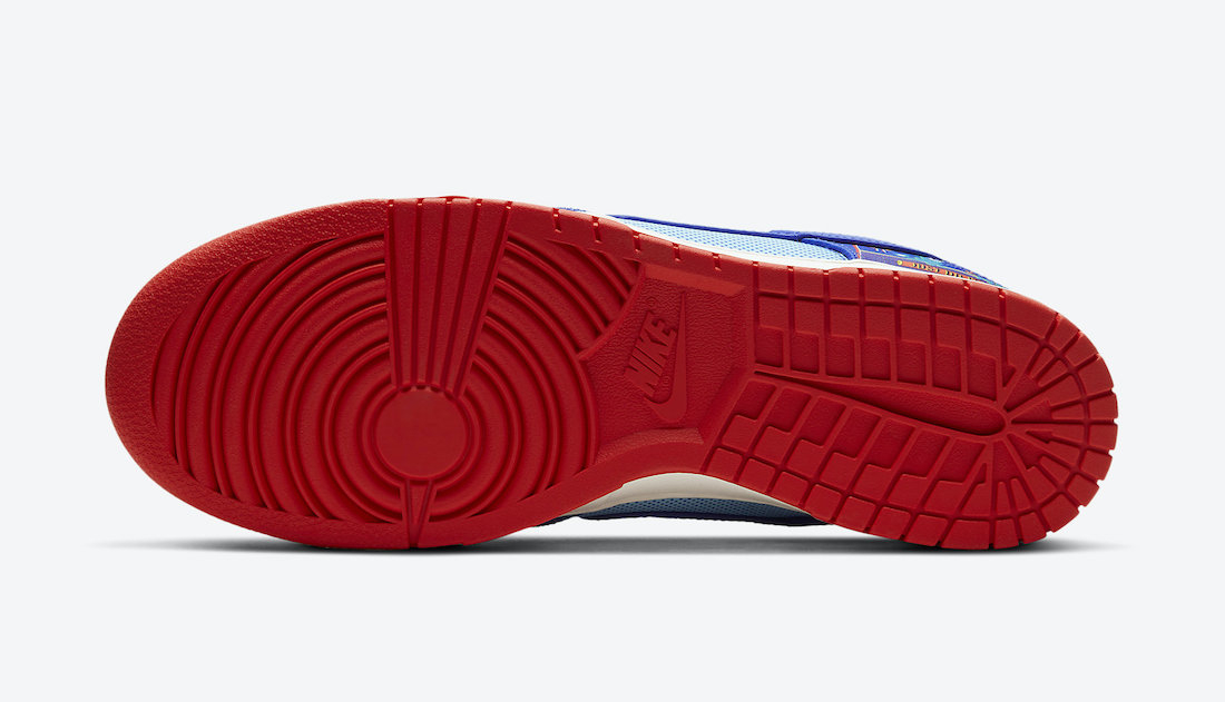 Nike Dunk Low CNY ''Firecracker'' - DD8477-446