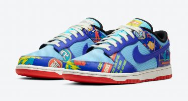 NikeDunk Low CNY ''Firecracker''