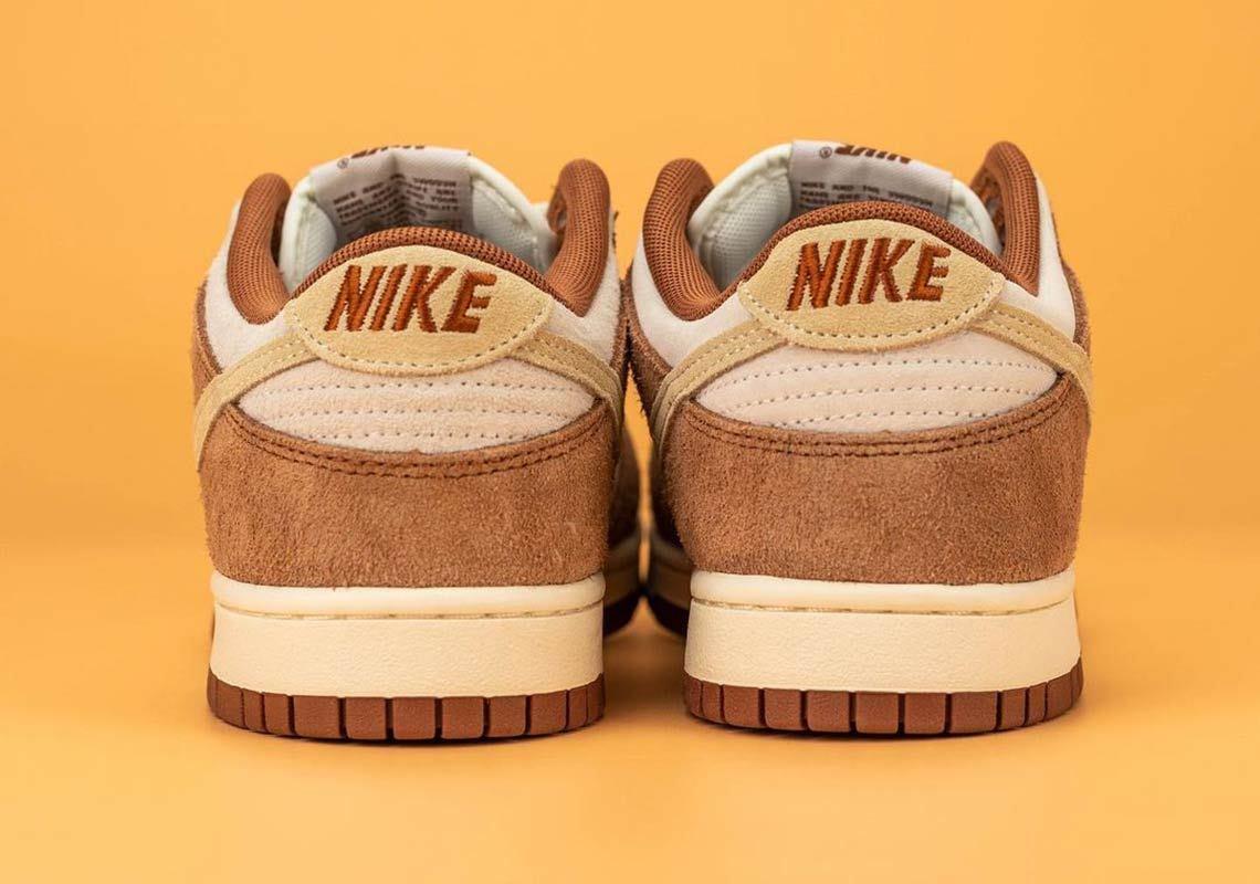 Nike Dunk Low ''Medium Curry'' - DD1390-100