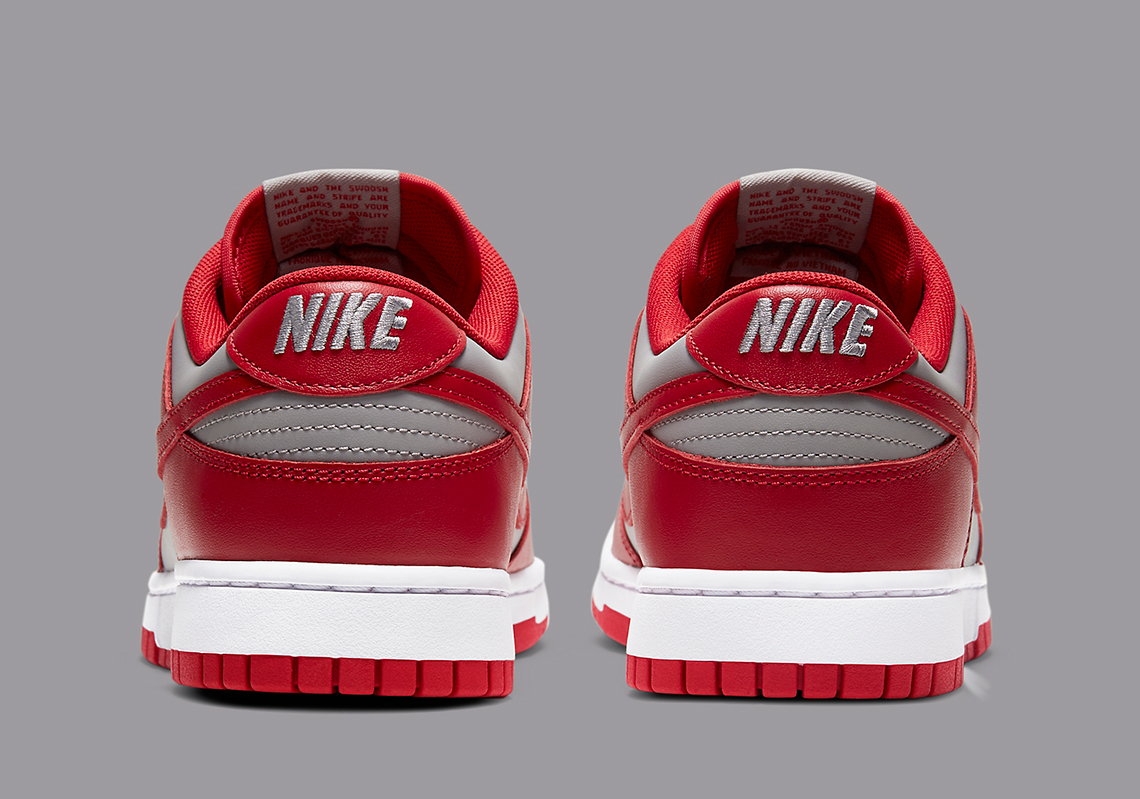 Nike Dunk Low ''UNLV'' - DD1391-002