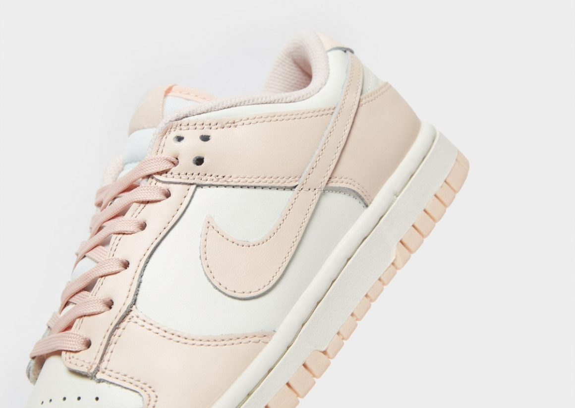 Nike Dunk Low WMNS ''Orange Pearl'' - DD1503-102