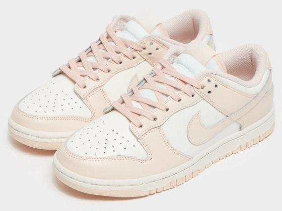 Nike Dunk Low WMNS ''Orange Pearl'' - DD1503-102